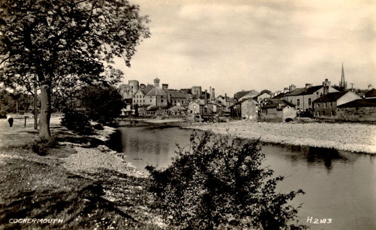 Cockermouth circa 1900