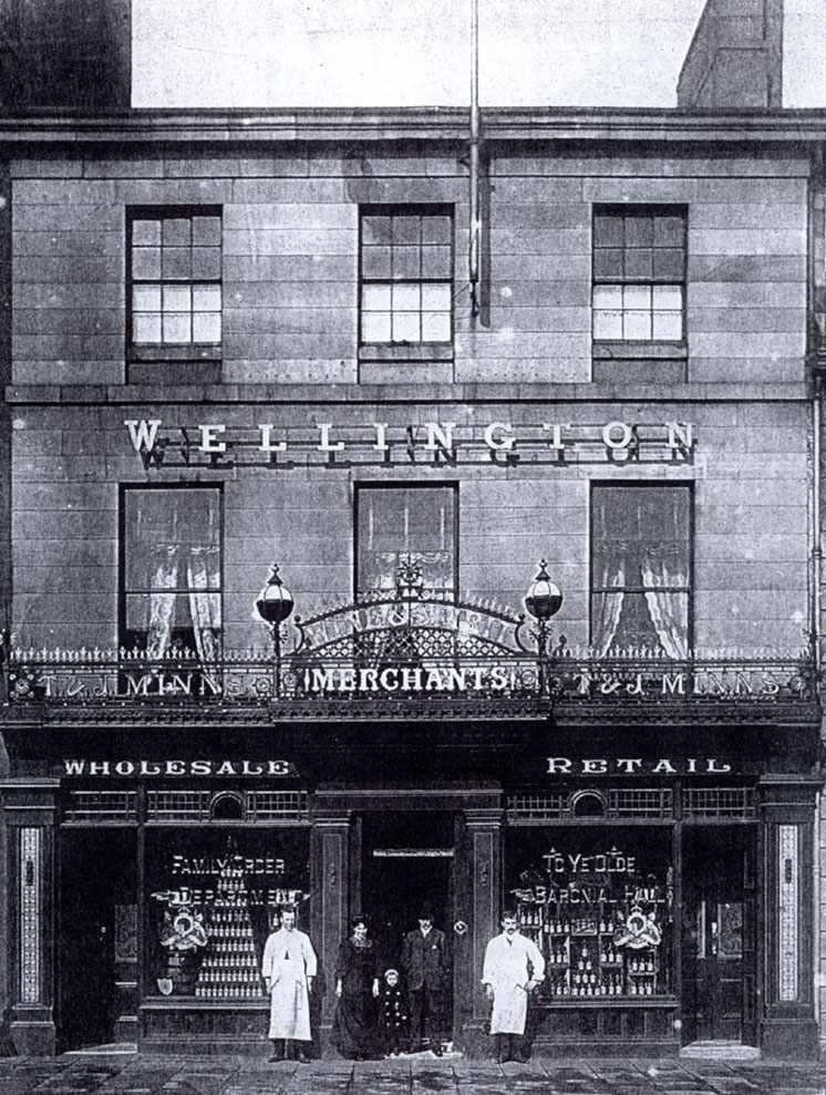 Wellington Inn, Carlisle
